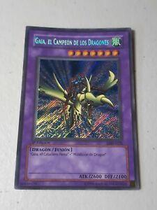 Gaia, El Campeon De Los Dragones LDD-S125 Spanish 1st Edition