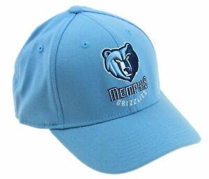 Adidas NBA Men's Memphis Grizzlies Team Structured Flex Hat