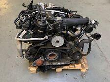 Audi A6 A7 SQ5 3.0 TDI Bi-Turbo Quattro Motor 313PS Moteur CGQ Engine KOMPLETT