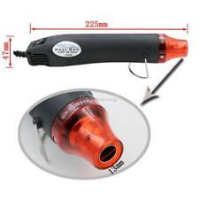 Heat Gun Shrink Hot Air Temperature Electric Power Nozzles Tool 300W 200 c 110V