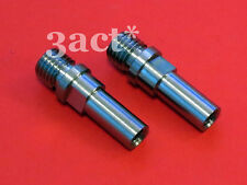 2 un. M10 V-brake jefes / Post - 6al/4v ti Titanio / 11,4 G