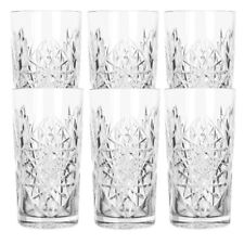 6-teilig Libbey Longdrinkgläser Radiant Glas & Kristall