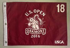 2016 US Open Oakmont Golf Pin Flag