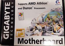 Gigabyte GA-7ZXE AMD Athlin E DURON processori Socket a