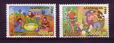 Aserbaidschan 1998  - Michelnr 438 - 439 postfrisch (Nat.Feste : 2217)