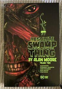 Absolute Swamp Thing By Alan Moore Vol 2, DC/Black Label OOP
