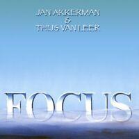 JAN AKKERMAN - FOCUS   CD NEU
