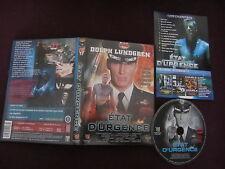 Etat d'urgence de Frédéric Forestier avec Dolph Lundgren, DVD, Action/Guerre