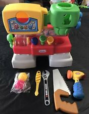 Little Tikes Work Bench Workshop Discover Sounds & Discover Sounds Hammer