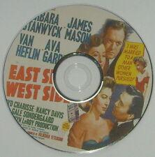 FILM NOIR 168: EAST SIDE, WEST SIDE (1949) Mervyn LeRoy Barbara Stanwyck, Mason
