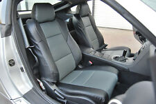 IGGEE S.LEATHER CUSTOM FIT SEAT COVER FOR 2003-2014 NISSAN 350Z