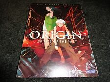 ORIGIN-SPIRITS OF THE PAST-2 disc Spec Ed-The moon unleashed a ravenous beast