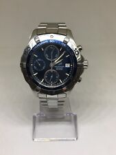 Tag Heuer 300M Aquaracer Automatic Chronograph Watch CAF2112 Free Shipping