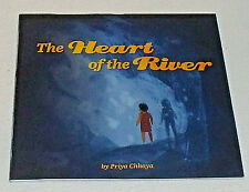 The Heart Of The River Book SIGNED AUTOGRAPHED By Priya Chhaya NEW Paperback