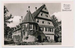 Alte Ansichtskarte Essingen bei Aalen Dorotheenhof C06