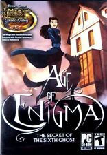 Age Of Enigma (The Secret Of The Sixth Ghost) PC Game For Windows 10 8 7 XP. NEW