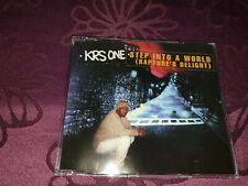 KRS One / Step into a World Raptures Delight - Maxi CD