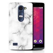 HARD Case Cover per LG LEON 4G effetto marmo