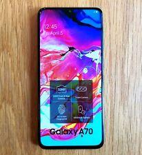 SAMSUNG GALAXY A70 DUMMY DISPLAY PHONE (BLACK) - NEW
