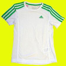 """adidas """"YB ESS 3S CR T""""  Kinder Jungen T-Shirt Sommer Shirt weiß Gr. 164"""