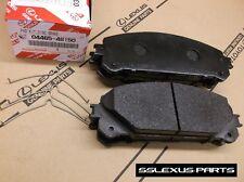 Lexus RX350 RX450H (JPP) (2010-2015) OEM FRONT BRAKE PADS / PAD SET 04465-48150