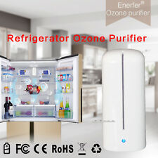 Mini Portable Refrigerator Ozone Generator Purifier Rechargerable Air Purifier