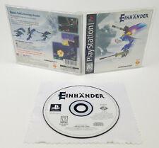 Playstation 1 *Einhänder* PS1/PS2/PSX OVP mit Anleitung NTSC U/C Einhander #2