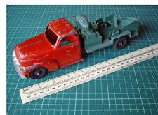 1950 S Hubley USA bétonnière camion #469 - pour pièces ou restauration