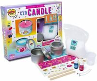 Create Your Own Candle Making Lab Decorating Kit Art Craft Gift Set R090106