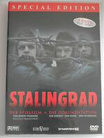 Stalingrad - Special Edition - Fernseh TV Trilogie + Kultfilm - Th. Kretzschmann