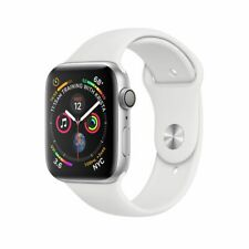 Apple Watch Series 4 44mm 40mm GPS Aluminum Case Silicone Band SHIPS SAME DAY!