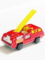 1975 Matchbox Lesney Superfast No22 Blaze Buster Fire Engine VERY GOOD diecast