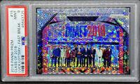 2018 Panini Class of 2018 Luck Lottery Fast Break Rookie Luka Trae Porter PSA 9