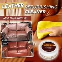 260g Multi-Purpose Magic Cleaner Leather Refurbishing Cleaning Cream Repair Tool