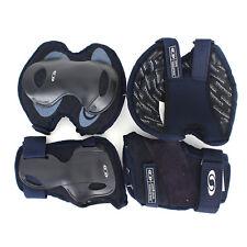 Salomon Protective 2 Pack (Knee + Wrist Guards), X-LARGE, BLUE - 40% OFF SALE