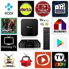 TX3 mini 2GB/16GB ANDROID 7.1 TV BOX
