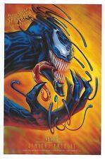 1995 Fleer Ultra SPIDER-MAN cards ULTRA PRINTS - VENOM.