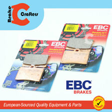 1991 - 1998 DUCATI 750 SUPERSPORT - FRONT EBC HH RATED BRAKE PADS - 2 PAIR