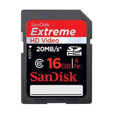 SanDisk 16 GB Speicherkarte