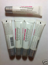 ( LOT OF 5 ) Maybelline Superaway Lipcolor Remover NEW.