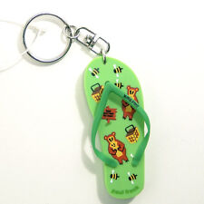 "Paul Frank ""Worry Bear Sandal"" Key Chains Ring, Brand New with Tag"
