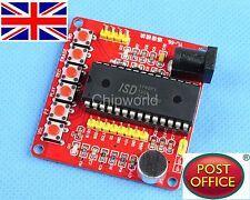 Nuevo juego de registros de voz ISD1700 Series ISD1760 Módulo para Arduino Pic Avr