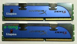 Kingston HYPERX 2GB 2x1GB DDR3-1625 KHX13000D3LLK2/2GX PC3-13000 Desktop Ram
