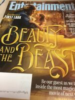 """Entertainment Weekly """"Beauty and the Beast,"""" Nov. 11, 2016"""
