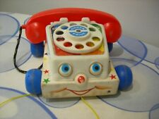 Vintage * 1961 Fisher Price Toys  Telefoon (made belgium)