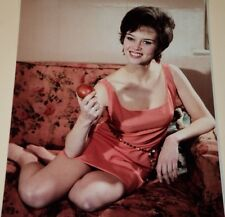GABRIELLE DRAKE / LEGGY EARLY 70'S   8 X 10  COLOR  PHOTO