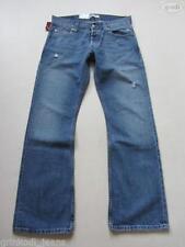 Lange Hosengröße W33 Herren-Jeans in normaler Größe