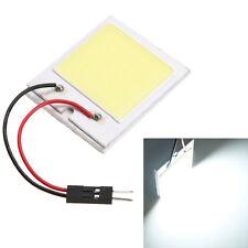 2pcs Xenon HID White 48 COB LED Dome Map Light Bulb Car Interior Panel Lamp