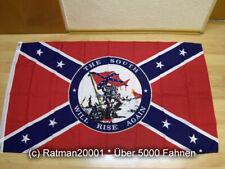Bandiera bandiera Rebel the South - 90 x 150 cm
