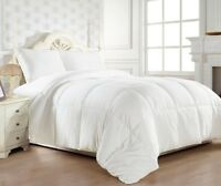 GOOSE DOWN ALTERNATIVE COMFORTER All Sizes including King Full / Queen Twin